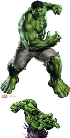 F#52 Custom The Hulk(comics) Home Decor Creative Art Poster Print Wall Sticker FREE SHIPPING More Size Gj-#52 $3.99