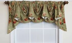 Le Fleur Empire Valance in orchard | RLF Home