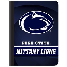 Penn State Nittany Lions Team Logo Composition Book