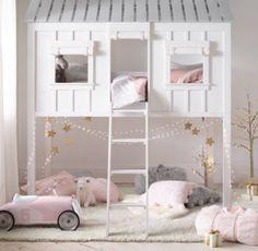loft cabin bed