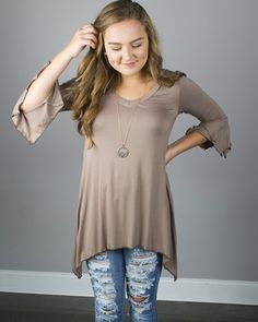 """We love the stylish yet casual looks!      """"My Little Sweetheart"""" top and """"Happiness Is You"""" jeans! #shop #blackberryboutique #sweetheart #ootd #cute #adorable #loveit #favorite #happiness #casual #mylittle #casualstyle #march #shopsmall #shoponline #spring"""