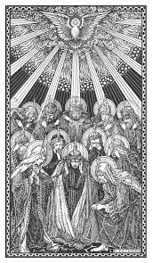 The Holy Mass illustration - Google Search