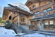 Location prestige Chalet Megeve : Le chalet LOUXOR à Megève Une ambiance montagne parfaite pour ...