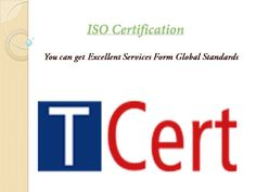 These measures #ISO3834Certification are that the international customary that sets out necessities for makers to fulfill so as to use smart observe in their fastening operations. http://iso9001certificationinindia.blogspot.in/2015/05/get-iso-3834-certification.html