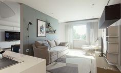 Unreal Engine 4 - Archviz Interior Apartment on Behance