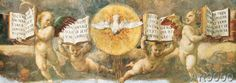 Raphael - Disputa dell' Eucarestia