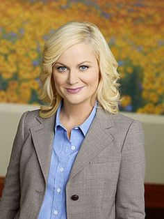Leslie Knope (Amy Poehler) from Parks and Recreation