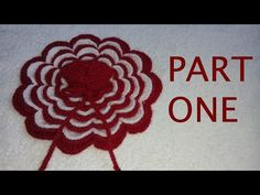 Hand Embroidery: Net Stitch (Flowers) - YouTube