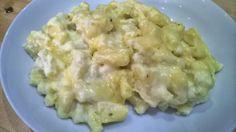 Recipe - cauliflower mac and cheese
