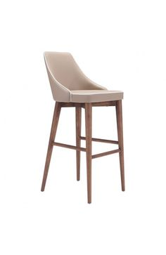 100281 - MOOR BAR CHAIR BEIGE