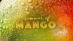 Which Omni Hotels & Resorts Mango drink should you sip this summer? Mango Drinks, Summer Drinks, Mango Recipes, Healthy Dishes, Hotels And Resorts, Watermelon, Fruit, Creative, Food