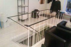 portaikko kokonaisuudessa