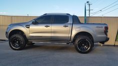 Check this out! I really love this color selection for this Ford Ranger Mods, Custom Ford Ranger, Ranger 4x4, Ford Ranger Raptor, 4x4 Trucks, Lifted Trucks, Ford Trucks, Ranger 2018, Ford Ranger Wildtrak