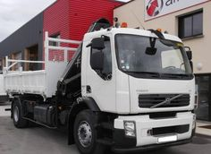 Camion volvo d'occasion