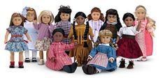 We all probably know one girl in our lives (our own daughters and their friends or another relative) who has an American Girl dollIn our homeschool, we've done a lot with the American Girl dolls (from the Pleasant Company). My daughter has quite a collection and she still loves them as much as ever at …