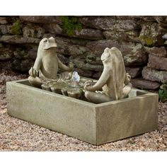 Free Shipping and No Sales Tax on the Zen Too Garden Water Fountain from the Outdoor Fountain Pros.