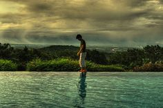 Bored Panda Infinity Pool in Greenfields Calamba