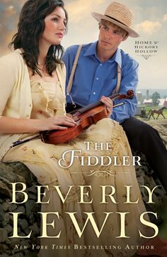 The Fiddler by Beverly Lewis. Read my full review here: https://elizabethsreviews.wordpress.com/2012/04/18/the-fiddler/
