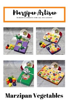 Hand made Marzipan vegetables, all made freshly to order. A perfect gift for any one who loves Marzipan . Parcel Paper, Red Vegetables, Vegetable Boxes, Gift Cake, Garden Gifts, Unusual Gifts, Beetroot, Novelty Gifts, Stuffed Green Peppers