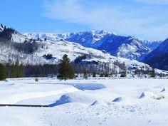 Spectacular scenery at Vista Verde Ranch
