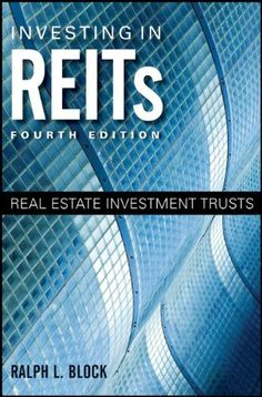 REITS - Good investment vehicle held in retirement accounts such as 401K's, IRA's, etc.
