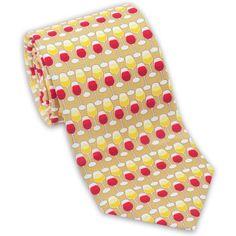 NewportStyle.net - Wine Glass Tie