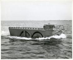USA Higgins Beachmaster of 1944.