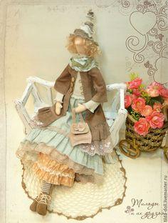 на ярмарке мастеров набрела на магазин прекрасных куколок :)) 1. 2.…: boho_area