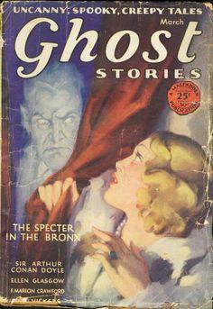 Vintage Ghost Storie