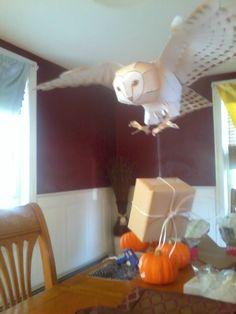 Hogwarts slowly coming together #owl