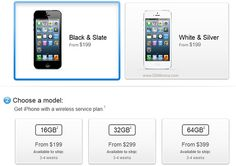 Pre-order delivery delays for iPhone 5 grow