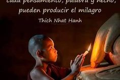 Thich Nhat Hanh - Castellano - 6 Frases