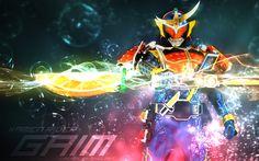 Kamen rider Gaim Wallpaper by Nac129.deviantart.com on @deviantART