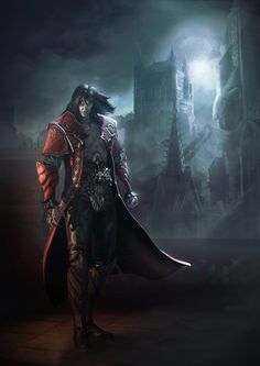 Castlevania Lords of Shadow II-Dracula