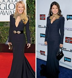 Who Wore It Better – Celebrities Wearing the Same Dresses | OK! Magazine