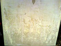 Venetian plaster faux finish