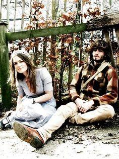 Angus and Julia Stone, love.