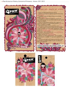 Paw Accesorios by Emi Finessi, via Behance