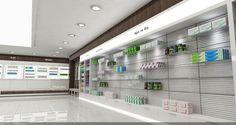 Pharmacy design 3D