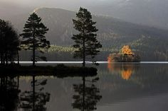 Loch an eilein Our World, Love Photography, Kayaking, Natural Beauty, Scotland, Places To Visit, That Look, Coast, Landscape
