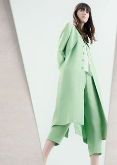 & Other Stories | Play a game of spring layering with our refined new season coats.