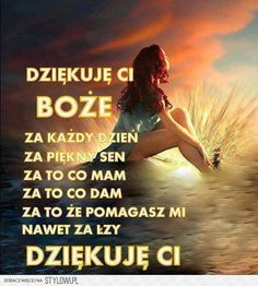 Stylowa kolekcja inspiracji z kategorii Humor Magic Day, Irish Singers, Mind Power, God Loves You, Power Of Prayer, Better Life, True Quotes, Gods Love, Christianity