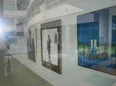 Vista de la sala de exposiciones, donde se realizo la muestra pictórica El Camino del Tiempo.