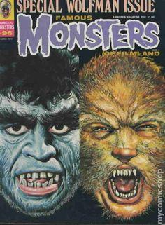 Famous Monsters of Filmland Magazine #96
