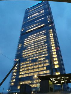 Torre Allianz - CityLife - Milano