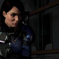 Mass Effect 3 : Ashley Williams