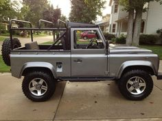 1992 Land Rover Defender 90 - Defender Source
