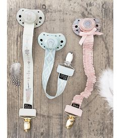 Elodie Detail`s flagship product is the only stylish way to make sure your baby has a clean pacifier. Pick the ones that suit you from our sel