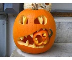 really cute carving!