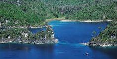 Descubre este hermoso parque nacional ubicado en los municipios de Trinitaria y La Independencia: Lagos de Montebello en el estado de Chiapas